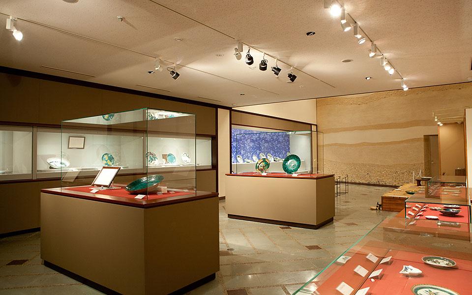 石川縣九谷燒美術館