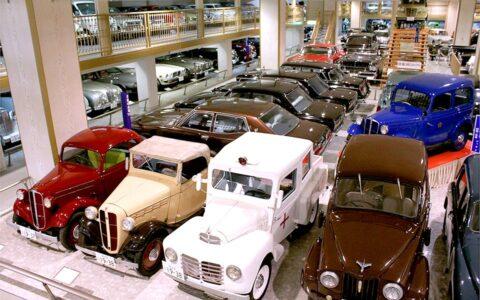 日本汽车博物馆