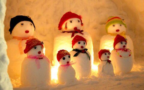 눈사람 축제